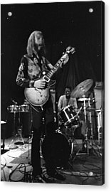 The Allman Brothers In South Carolina Acrylic Print
