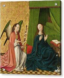 The Annunciation. Acrylic Print