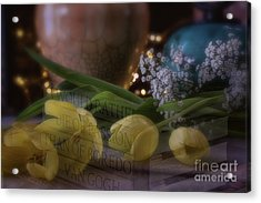 The Art Of Passion Acrylic Print