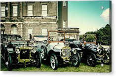 The Austin Collection Acrylic Print