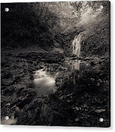 The Beauty Of Gleno Acrylic Print