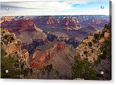 The Canyon Awakens Acrylic Print