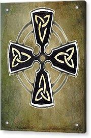 The Celtic Cross  Acrylic Print