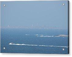 The Coast Guard's Rib Acrylic Print