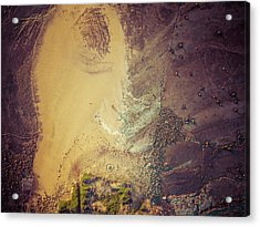 Acrylic Print featuring the photograph The Colours Of Longreef by Chris Cousins