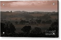 The English Landscape Acrylic Print