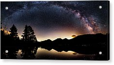 The Great Curve Acrylic Print