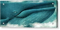 The Great Whale Acrylic Print