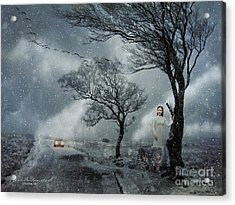 The Hitchhiker Acrylic Print