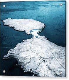 The Land Of Solitude Acrylic Print