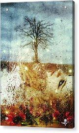 The May Song Acrylic Print