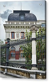 The Ministry Of Agriculture, Fisheries, Food And Environment In Madrid Acrylic Print