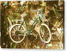 The News Cycle Acrylic Print
