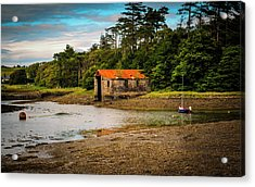 The Old Boat House Acrylic Print