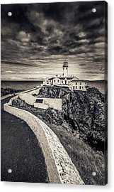 The Path To Fanad Head Lighthouse Acrylic Print