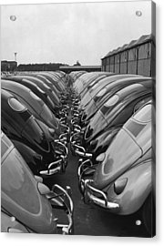 The Peoples Car Acrylic Print