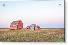 The Prairies Acrylic Print