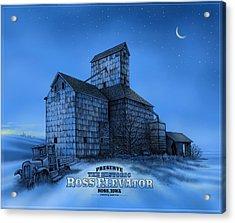 The Ross Elevator Version 3 Acrylic Print