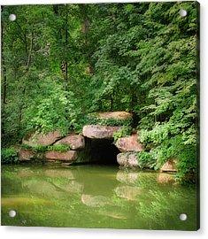 The Secret Grotto. Uman, 2010. Acrylic Print