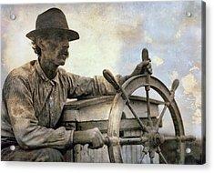 The Skipper  1911 Acrylic Print