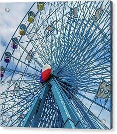 The Texas Star, State Fair Of Texas Acrylic Print