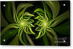 The Twist Acrylic Print