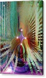 The Ultra World Acrylic Print