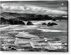 The View From Ecola Park Acrylic Print