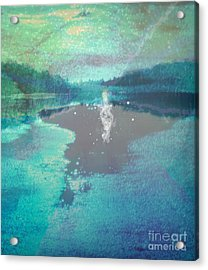 The Visitor Acrylic Print
