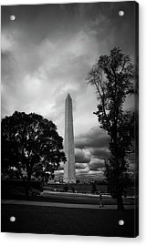 The Washington Monument Acrylic Print