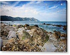 The Winter Sea #1 Acrylic Print