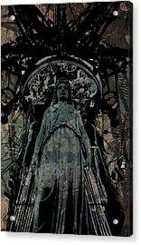 Three Caryatids Acrylic Print