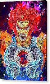 Thundercats Acrylic Print