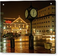 Time For Christmas Acrylic Print