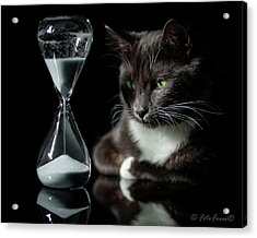 Time Keeper Acrylic Print