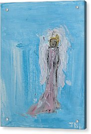 Tiny Angel Acrylic Print