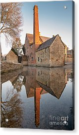 To The Mill Acrylic Print by Tim Gainey