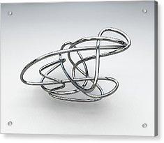 Totally Tubular 3 Acrylic Print
