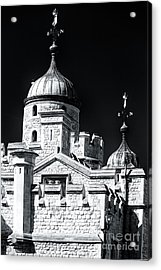 Tower Of London Dimensions Acrylic Print