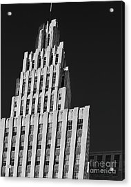 Acrylic Print featuring the photograph Towering Reynolds by Patrick M Lynch