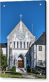 Trappist Monastery Of The Holy Spirit  Acrylic Print