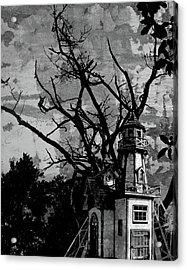 Treehouse I Acrylic Print
