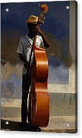 Trinidad In Cuba Acrylic Print