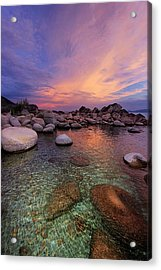 Twilight Canvas  Acrylic Print