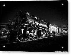 Union Pacific Big Boy Acrylic Print