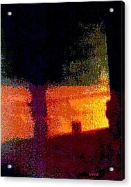 Untitled 1 - By The Window Acrylic Print