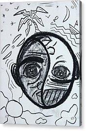 Untitled Sketch IIi Acrylic Print