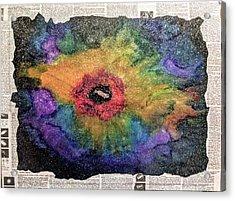 Uranoscopidae Acrylic Print