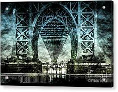 Urban Grunge Collection Set - 06 Acrylic Print