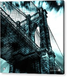 Urban Grunge Collection Set - 08 Acrylic Print